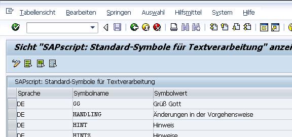 SAP Fundstücke 1