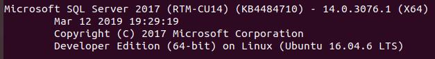 Microsoft SQL
