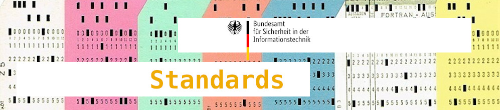 BSI IT Grundschutz Standards