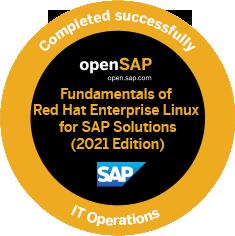 OpenSAP: Qualifizierung